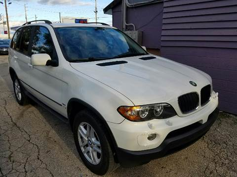 2004 BMW X5 for sale at Nonstop Motors in Indianapolis IN