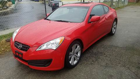 2010 Hyundai Genesis Coupe for sale at Nonstop Motors in Indianapolis IN