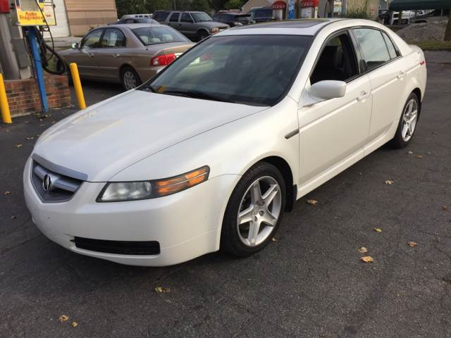 2006 Acura TL for sale at Nonstop Motors in Indianapolis IN