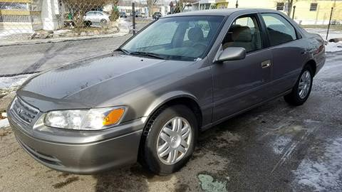2001 Toyota Camry for sale at Nonstop Motors in Indianapolis IN