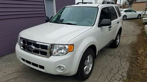 2012 Ford Escape for sale at Nonstop Motors in Indianapolis IN