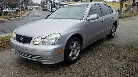 1999 Lexus GS 300 for sale at Nonstop Motors in Indianapolis IN
