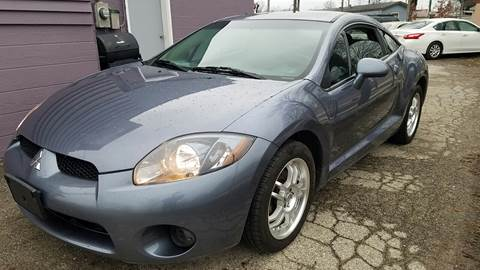 2007 Mitsubishi Eclipse for sale at Nonstop Motors in Indianapolis IN