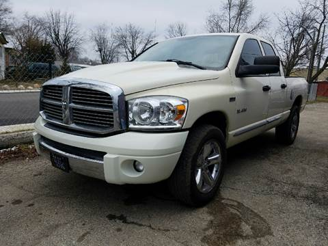 2008 Dodge Ram Pickup 1500 for sale at Nonstop Motors in Indianapolis IN