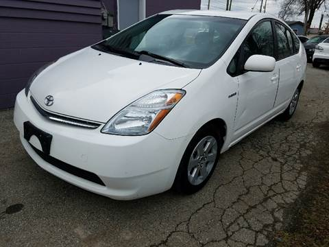 2009 Toyota Prius for sale at Nonstop Motors in Indianapolis IN