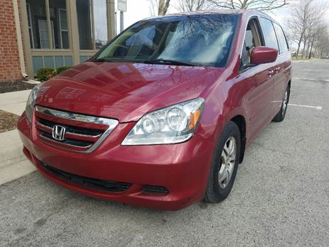 2005 Honda Odyssey for sale at Nonstop Motors in Indianapolis IN