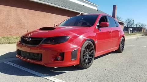 2011 Subaru Impreza for sale at Nonstop Motors in Indianapolis IN