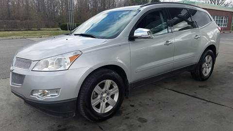 2012 Chevrolet Traverse for sale at Nonstop Motors in Indianapolis IN