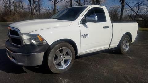 2013 RAM Ram Pickup 1500 for sale at Nonstop Motors in Indianapolis IN