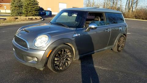 2008 MINI Cooper Clubman for sale at Nonstop Motors in Indianapolis IN
