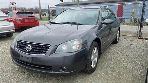 2005 Nissan Altima for sale at Nonstop Motors in Indianapolis IN