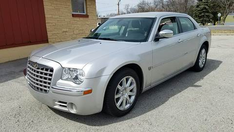 2007 Chrysler 300 for sale at Nonstop Motors in Indianapolis IN