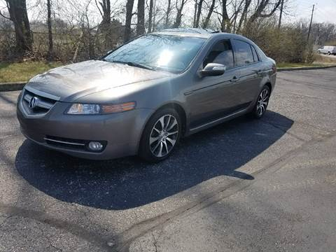 2008 Acura TL for sale at Nonstop Motors in Indianapolis IN