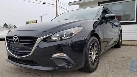 2014 Mazda MAZDA3 for sale at Nonstop Motors in Indianapolis IN