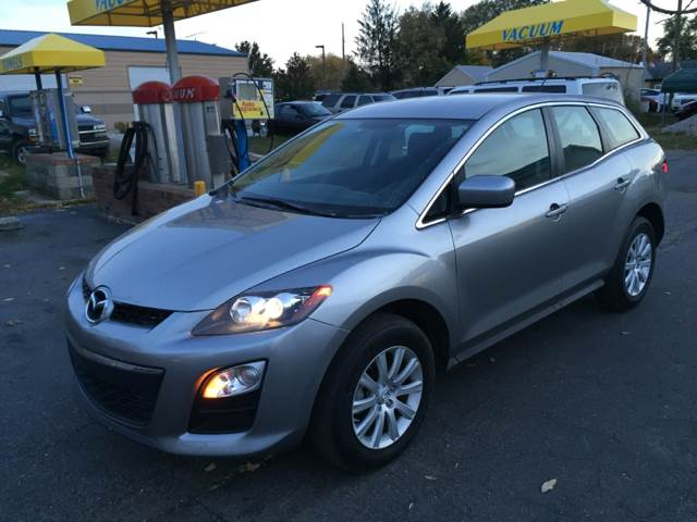 2012 Mazda CX-7 for sale at Nonstop Motors in Indianapolis IN