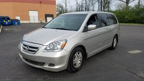 2007 Honda Odyssey for sale at Nonstop Motors in Indianapolis IN