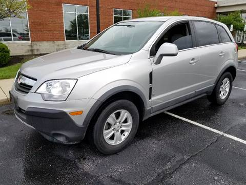 2008 Saturn Vue for sale at Nonstop Motors in Indianapolis IN