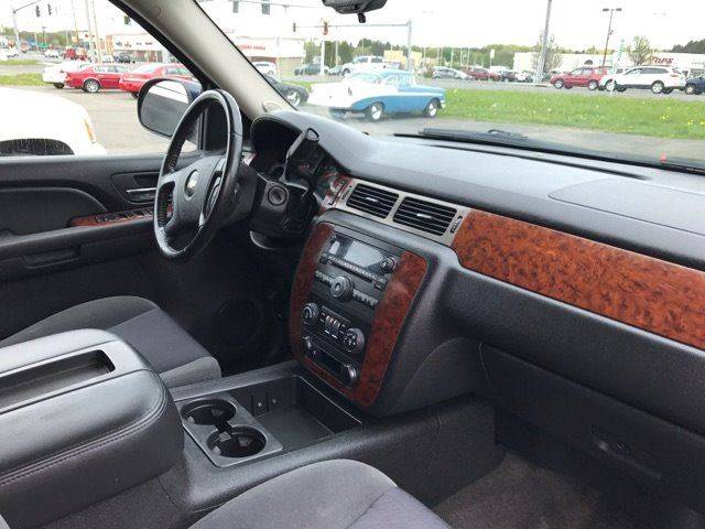 2009 Chevrolet Suburban for sale at Pop's Automotive in Cortland NY