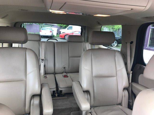 2009 Chevrolet Tahoe for sale at Pop's Automotive in Cortland NY