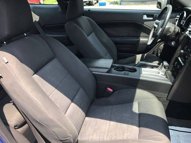 2008 Ford Mustang for sale at Pop's Automotive in Cortland NY