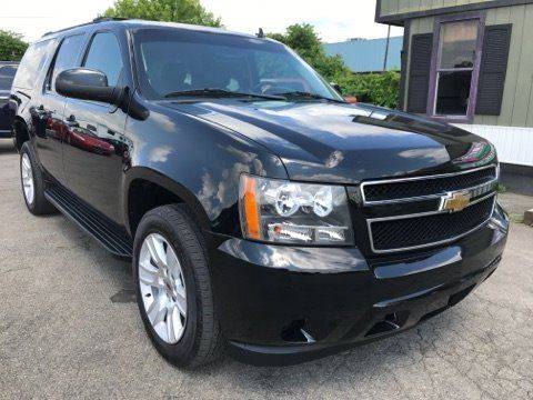 2011 Chevrolet Suburban for sale at Pop's Automotive in Homer NY