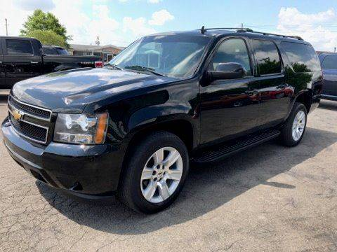 2011 Chevrolet Suburban for sale at Pop's Automotive in Cortland NY