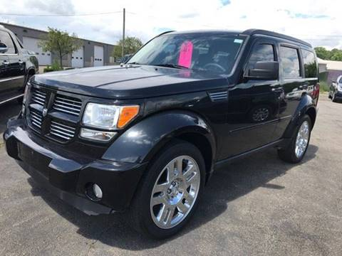 2010 Dodge Nitro for sale at Pop's Automotive in Homer NY