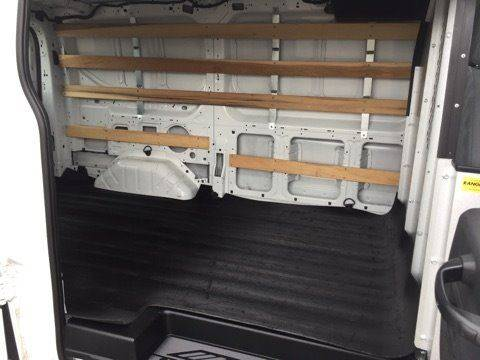 2016 Ford Transit Cargo for sale at Pop's Automotive in Cortland NY