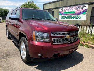 2008 Chevrolet Suburban for sale at Pop's Automotive in Cortland NY