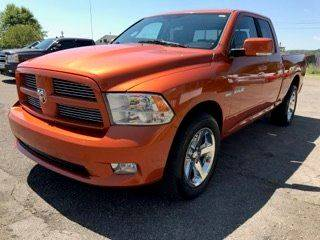 2010 Dodge Ram Pickup 1500 for sale at Pop's Automotive in Cortland NY