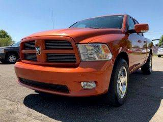 2010 Dodge Ram Pickup 1500 for sale at Pop's Automotive in Homer NY