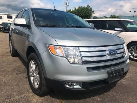 2007 Ford Edge for sale at Pop's Automotive in Cortland NY