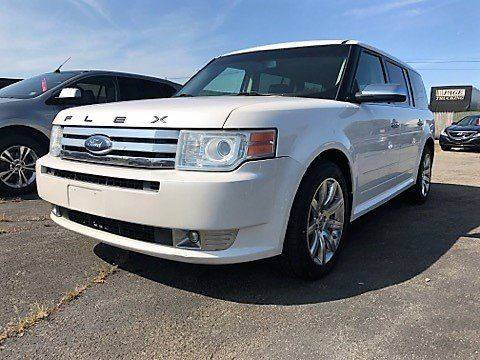 2009 Ford Flex for sale at Pop's Automotive in Cortland NY