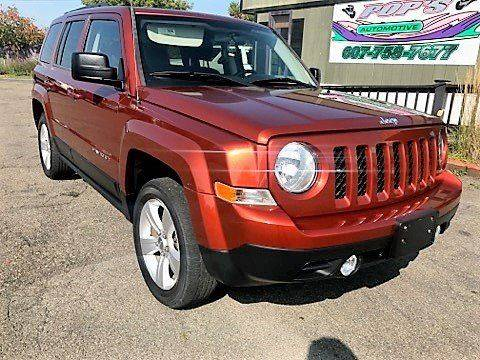 2012 Jeep Patriot for sale at Pop's Automotive in Homer NY