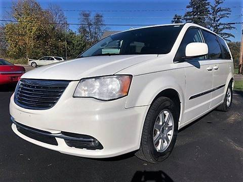 2011 Chrysler Town and Country for sale at Pop's Automotive in Homer NY