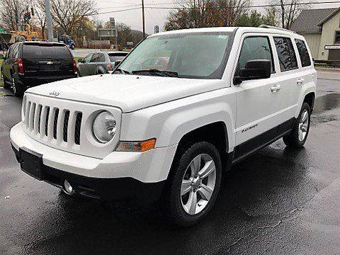 2011 jeep patriot latitude x in homer ny pop 39 s automotive. Black Bedroom Furniture Sets. Home Design Ideas