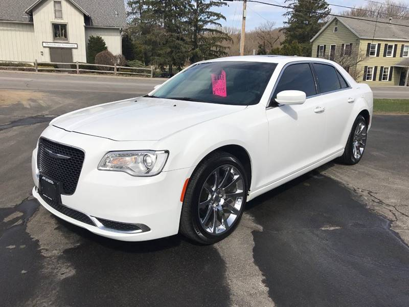 2016 Chrysler 300 for sale at Pop's Automotive in Homer NY
