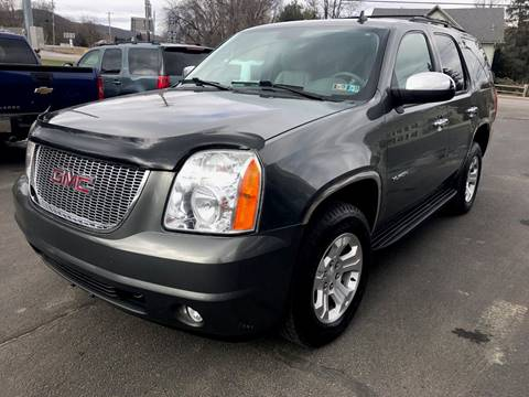 2011 GMC Yukon for sale at Pop's Automotive in Homer NY