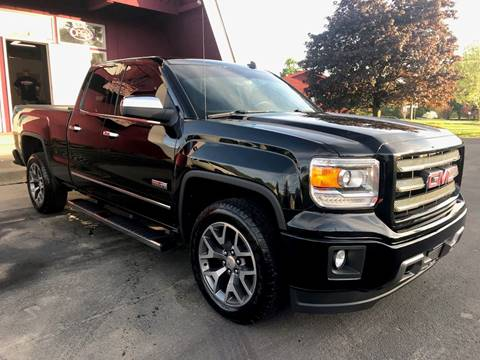 2014 GMC Sierra 1500 for sale at Pop's Automotive in Homer NY