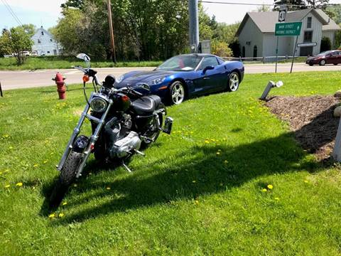 2005 Harley Davidson Sportster 883 for sale at Pop's Automotive in Homer NY