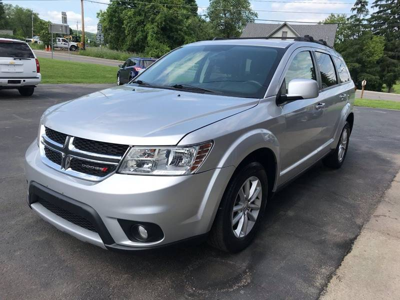 2014 Dodge Journey for sale at Pop's Automotive in Homer NY