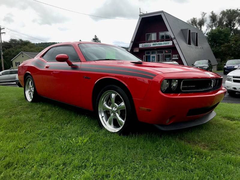 2010 Dodge Challenger for sale at Pop's Automotive in Homer NY