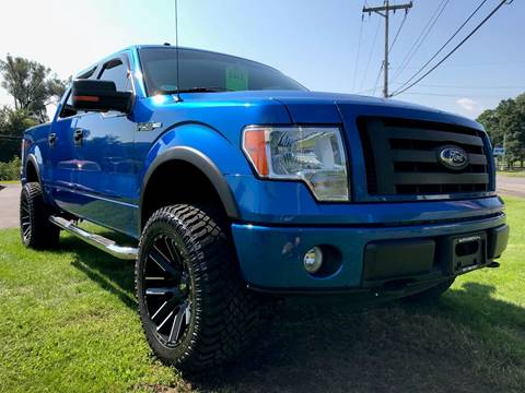 2010 Ford F-150 for sale at Pop's Automotive in Homer NY