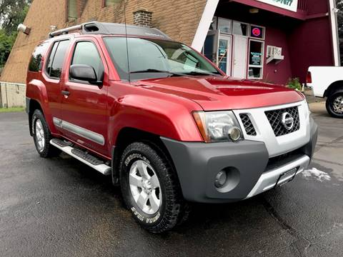 2011 Nissan Xterra for sale at Pop's Automotive in Homer NY