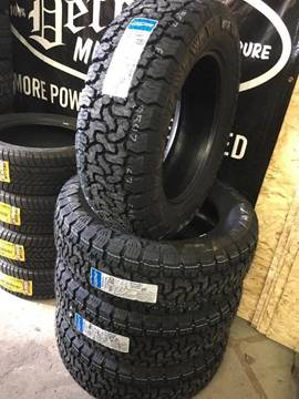 AMP All Terrain Pro 285-55-20 for sale at Pop's Automotive in Homer NY