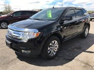 2008 Ford Edge for sale at Pop's Automotive in Cortland NY