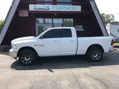 2013 RAM Ram Pickup 1500 for sale at Pop's Automotive in Homer NY