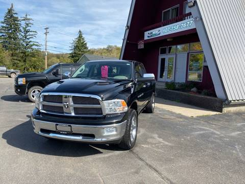 2012 RAM Ram Pickup 1500 for sale at Pop's Automotive in Homer NY