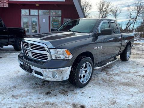 2016 RAM Ram Pickup 1500 for sale at Pop's Automotive in Homer NY