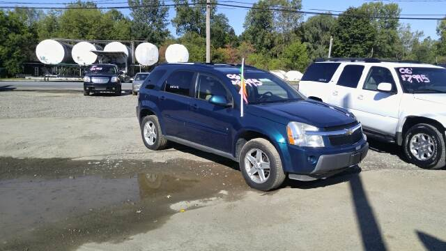 2006 Chevrolet Equinox for sale at Pop's Automotive in Cortland NY